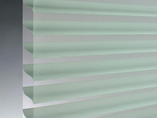 Sheer Horizontal Blinds In Multiple Textures Sizes And Colors