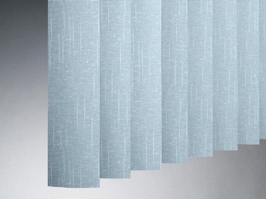 Vinyl Vertical Blinds In Many Types Of Patterns Textures